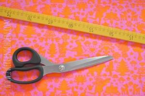 ♥FAIRYtausendSCHÖN♥ 90cm BIO Jersey ORANGE/PINK